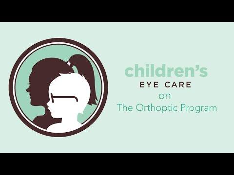 Children's Eye Care I Orthoptic Program