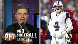 Will Dak Prescott want out of Dallas Cowboys next year?   Pro Football Talk   NBC Sports