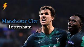Manchester City - Tottenham 4-3 (ZANCAN) 2019 - The Movie