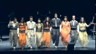 Best Kurdish Dance by Mayn zard dance group in Toronto 2013