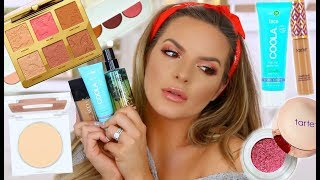 MY GO TO SPRING MAKEUP LOOK AND FAVORITE LONG WEARING PRODUCTS!  | Casey Holmes