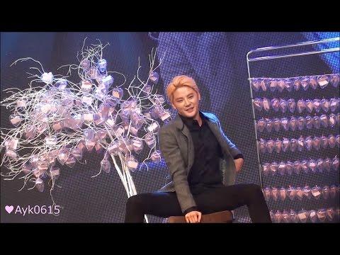 150131 JUNSU  ~BACK SEAT~ in Jeju Fan Meeting