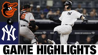 Orioles vs. Yankees Game Highlights (8/3/21) | MLB Highlights