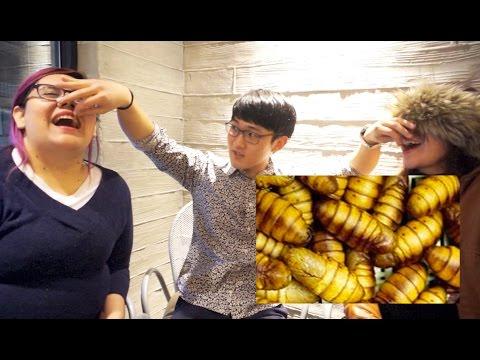 RETO: Qué Hay En Mi Boca ft. Double Trouble en Corea