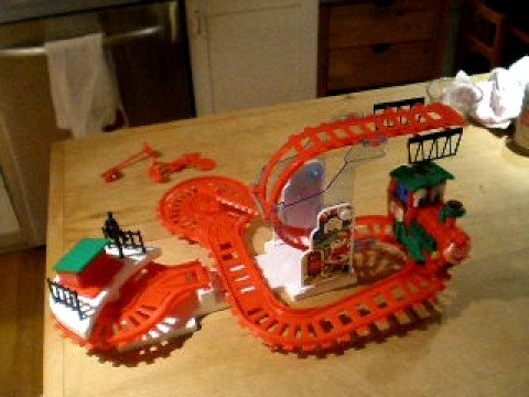 Coolest Toy Train Ever Youtube