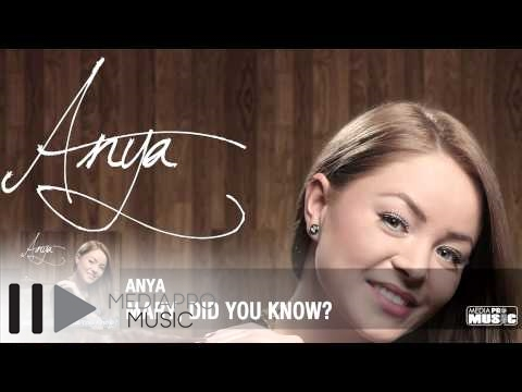 Anya - Mary, Did You Know?
