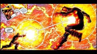 Thanos vs. Galactus