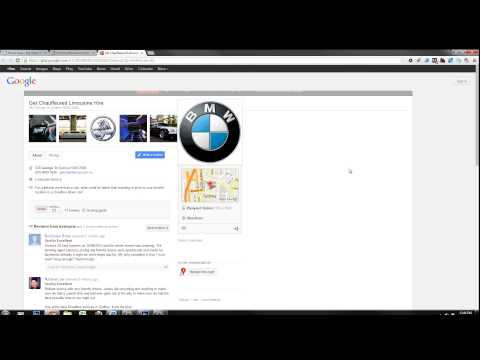 How to Write a Google Review in the Google+ Local Listings
