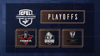 CFEL 2018 Season 2 - PLAYOFFS - DIA 2
