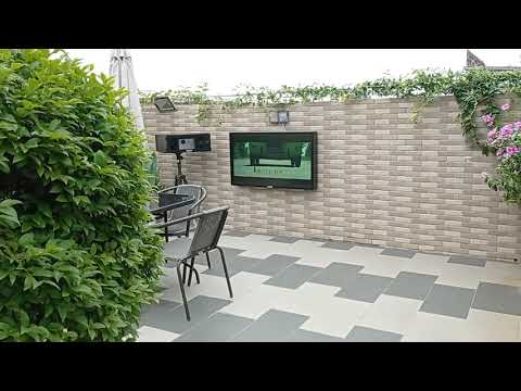 Kinytech Cheap Outdoor TV Enclosure - Waterproof TV Cabinet Fast Free Shipping 2021 Hot Sell