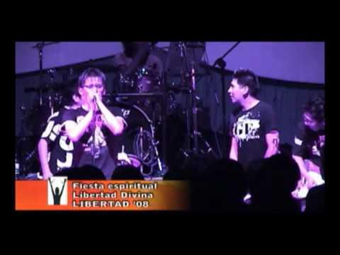 Libertad Divina en el Congreso de Jovenes LIBERTAD Bolivia