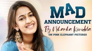 Mad House announcement by Niharika Konidela..