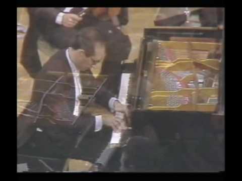 Liszt, Piano Concerto No. 1 - Part 3/3 (Fernando Puchol, 1987, Madrid Royal Theater)