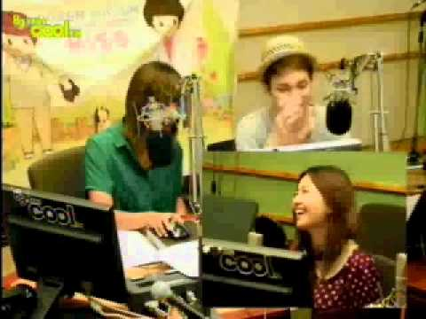 120726 Sukira - SHINee Key dancing to After School's《Because of you》