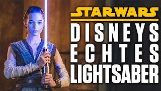 Disney zeigt ihr erstes echtes Lichtschwert - Preis, Technik & Video / Deutsch May the 4th