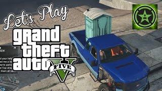 Let's Play: GTA V - Lindsay's Heist