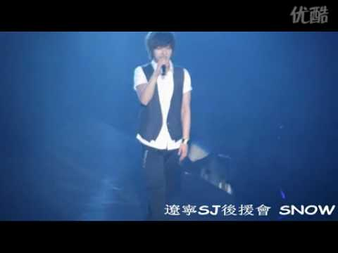 [Fancam]100523 Yesung sing It Has To Be You @ SuperJunior 2nd Fanmeeting