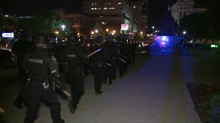 WATCH: Protests in downtown Louisville