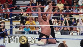 """Hacksaw"" Jim Duggan Talks The Royal Rumble Not Being A Big Deal Early On"