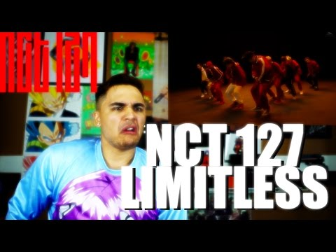 NCT 127 - LIMITLESS Performance Video Reaction [JOHNNY!!!!]