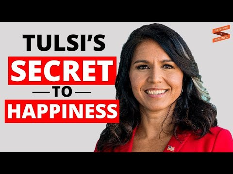 Tulsi Gabbard: How To Be Fearless Under Pressure with Lewis Howes