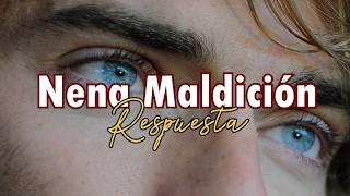 Nena maldición (Letra) - La respuesta - Candela Diaz (Cover) Paulo Londra