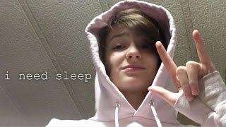 A sleepless night with Ash