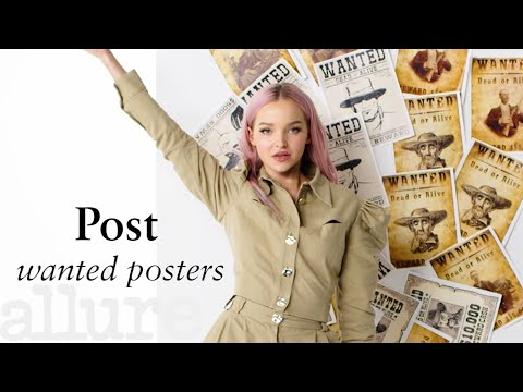 Dove Cameron Tries 9 Things She's Never Done Before   Allure