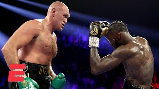 Tyson Fury beats Deontay Wilder via TKO | Boxing on ESPN