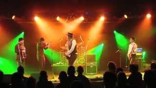 Afenginn - Afenginn - Tattar Humppa (live at Ulmer Zelt Festival, 2014)