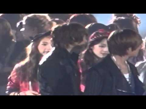 MinSul (Minho + Sulli) moment 4 - Wish ur my love