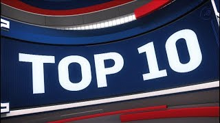 Top 10 Plays of the Night: November 29, 2017