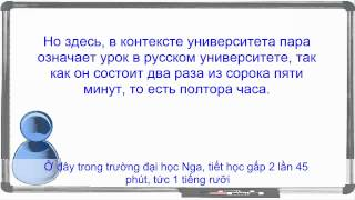 Nghe tiếng Nga 101(Kèm sub) - Question (Russian for everyone - inter 1)