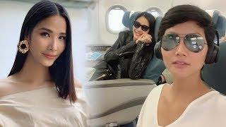 Đăng ảnh couple với H'Hen Niê, Á hậu Hoàng Thùy bị anti fan 'đả kích' và cái kết BẤT NGỜ?