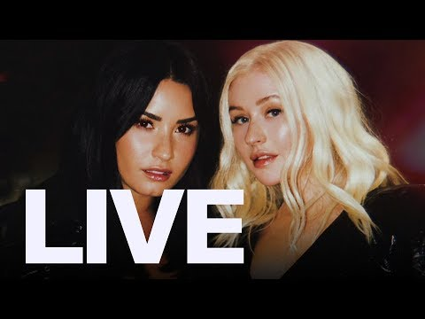 Reaction To Christina Aguilera, Demi Lovato's 'Fall In Line' | ET Canada LIVE