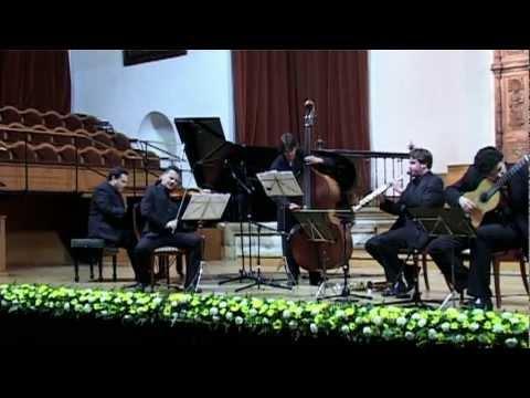 ASTOR PIAZZOLLA-Concierto para Quinteto-Versus Ensemble