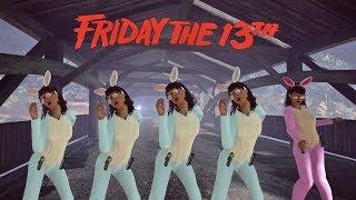 Friday the 13th - Summer of Heat [Mitch Murder ft Kristine]