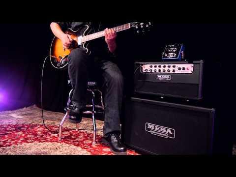 Mesa Boogie Flux-Five -- Rhythm & Singing Solo