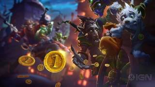 Hearthstone Mean Streets of Gadgetzan Trailer