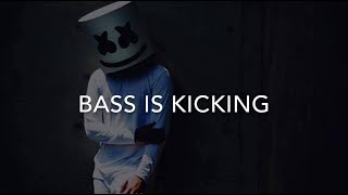 Marshmello - Blocks (Lyrics)