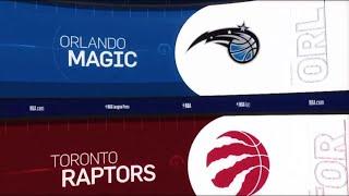 Game 1 Toronto Raptors vs Orlando Magic 2019 NBA Playoffs Game Recap