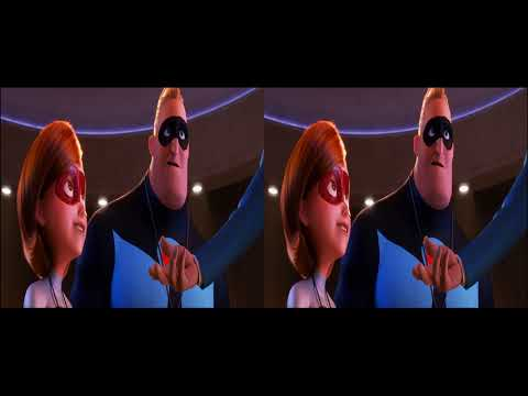 Суперсемейка 2 Incredibles 2 Trailer in 3D 2018