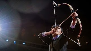 Dong Woo Jang: The art of bow-making