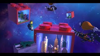 LEGO Cube, the first ever LEGO open-world sandbox game for mobile [Trailer]