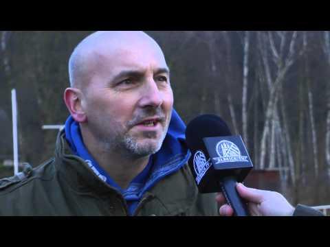 Interview mit Bernd Helbing-Saß (Trainer FC Bergedorf 85) | ELBKICK.TV