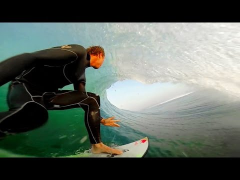GoPro: Barrels of the Earth - GoPro of the World 2014