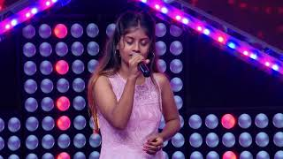 """Benisha Poudel - """"Timi Bahek Mero"""" - Blind Audition - The Voice of Nepal 2018"""