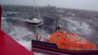 Successful yacht rescue