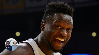 Stop ignoring Julius Randle, because he could be an All-Star - Jalen Rose | Jalen & Jacoby