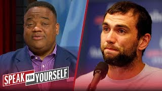 Luck has more in common with Dwight Howard than Peyton Manning - Whitlock | NFL | SPEAK FOR YOURSELF